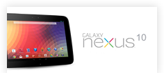 Google Galaxy Nexus 10