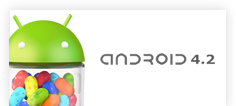 Andorid Jelly Bean v4.2