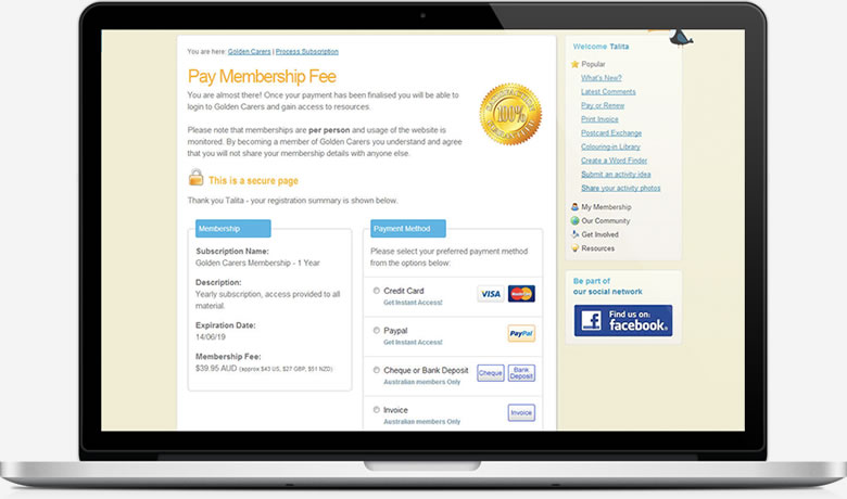 golden_carers-support-for-multiple-payment-methods
