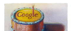 Google's 12th Birthday