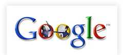 Google Logo 7 Net Commandments
